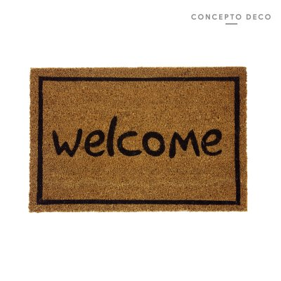 FELPUDO COCO 40X60 WELCOME