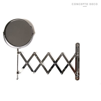 ESPEJO ACORDEON CROMA 15 1X/5X